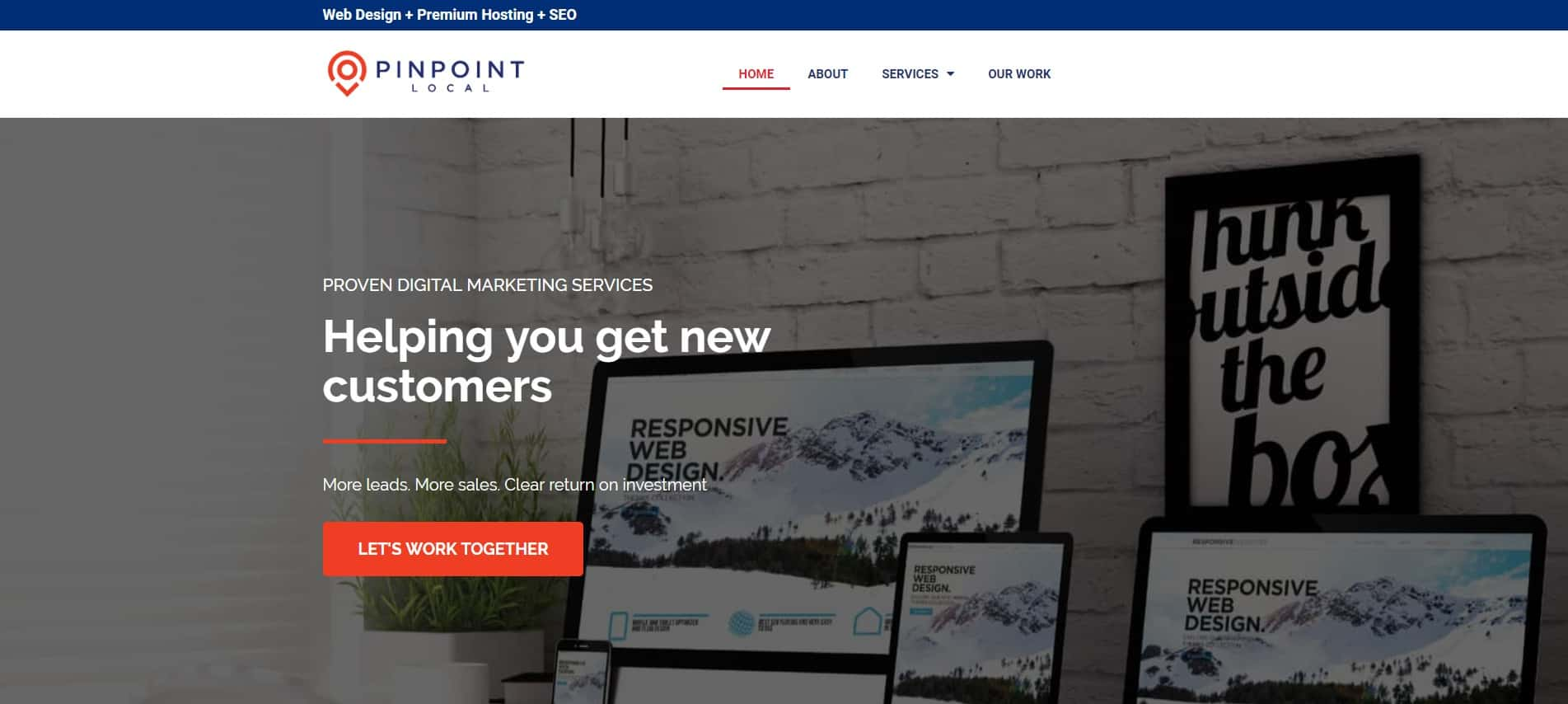 PinPoint Local | Web Design | Search Engine Optimization