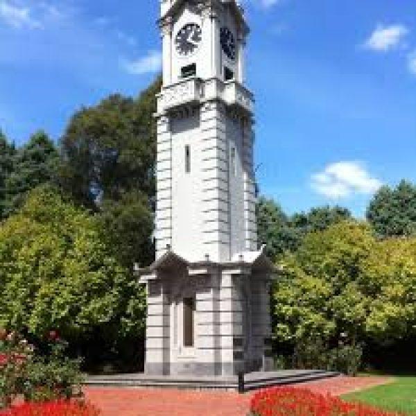 Ringwood clock 1 - Mike Langford