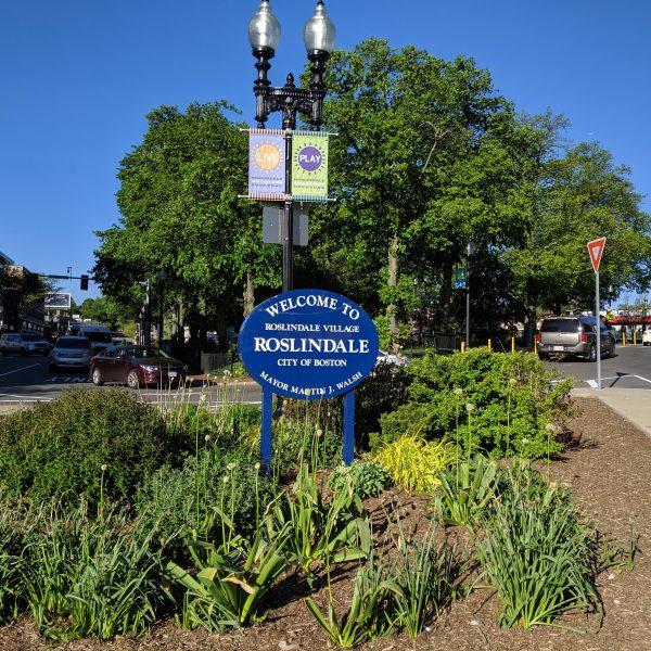 Welcome to Roslindale - Junaidah Barnett