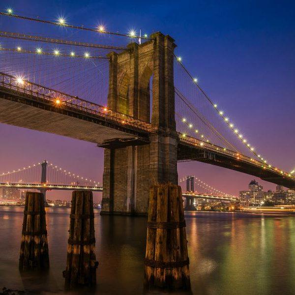 pinpoint local brooklyn bridge - Malky Waldman